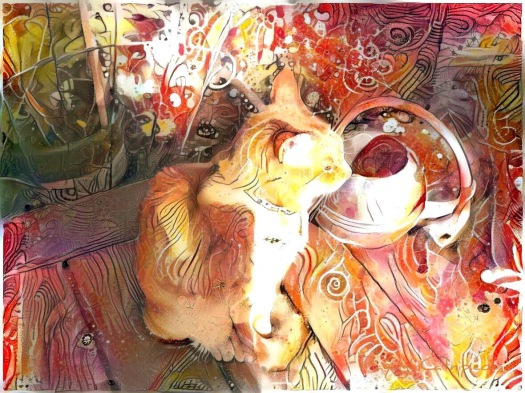 Swirly Raja Kitty