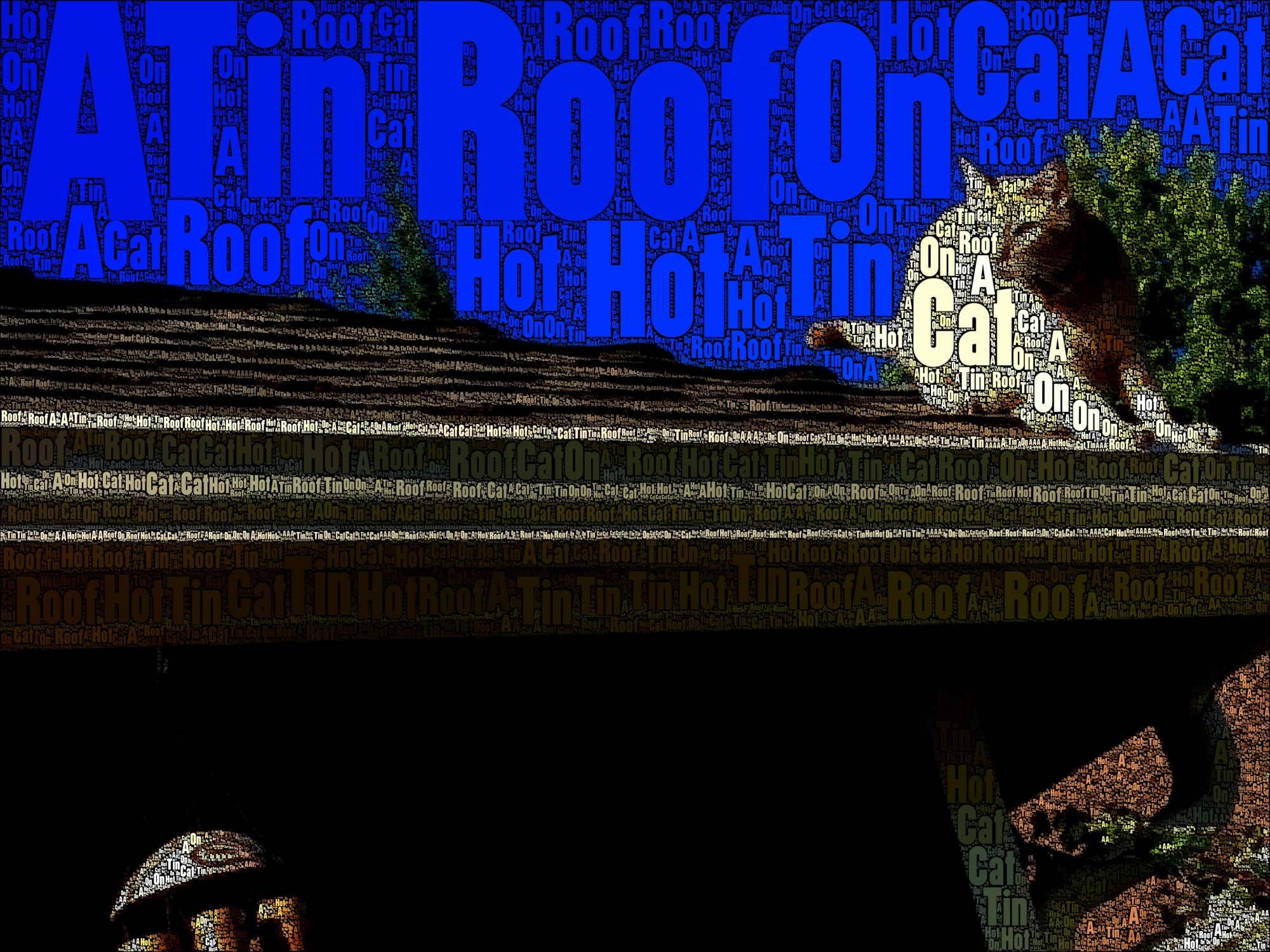 Cat On A Hot Tin Roof Raja